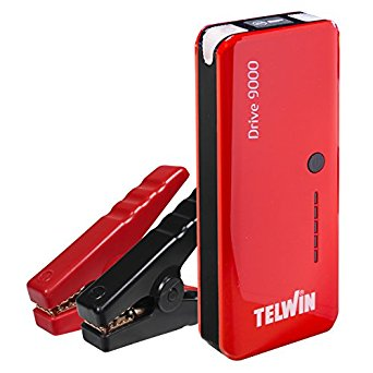 Avviatore/Power Bank Drive mini 12V 9000 CON PORTA USB Telwin