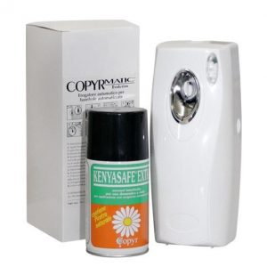 Erogatore dispenser automatico copyrmatic evolution per kenyatrin safe Copyr