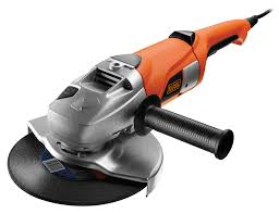Smerigliatrice Angolare Black and Decker KG2000-QS
