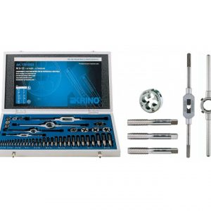 Kit assortimento per filettare Krino  rif.73790